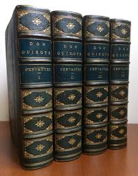 The History of Don Quixote of La Mancha by  Preceded by a short notice of the life and works of Motteux by Henri Van Laun  Edited with Notes and a Memoir by John G. Lockhart - First Thus - 1885 - from GatesPastBooks (SKU: 931566)