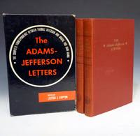 image of The Adams-Jefferson Letters; the Complete Correspondence Between Thomas Jefferson and Abigail and John Adams, 2 Volume Set