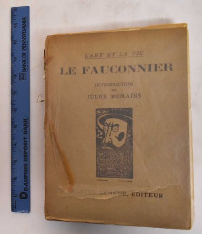 Paris: Marcel Seheur, 1927. Softcover. Good (front cover and title page not attached, chipped areas ...