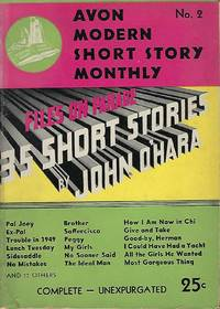 FILES ON PARADE : THIRTY FIVE SHORT STORIES. In Avon Modern Short Story Monthly #2