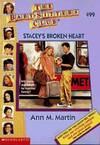image of Stacey's Broken Heart (Baby-Sitters Club, No. 99)