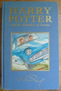 image of Harry Potter and the Chamber of Secrets (Book 2): Special Edition (First UK edition-first printing)