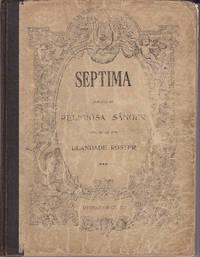 Septima Samling Af Religiosa Sanger Med Musik For Blandade Roster.  Utdrag Ur Gittit [7th Sampling of Religious Music with Songs for Various Roster Excerpts]