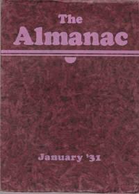 image of THE ALMANAC A SEMI-ANNUAL PRODUCTION OF THE SENIOR CLASS OF THE FRANKLIN  HIGH SCHOOL PORTLAND, OREGON JANUARY, 1931