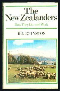 image of The New Zealanders: How They Live and Work