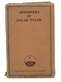 Aphorisms of Oscar Wilde