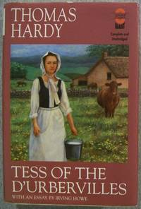 Tess of the D'urbervilles by  Thomas Hardy - Hardcover - Later Printing - 1995 - from Book Nook and Biblio.com