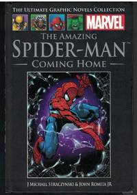 THE AMAZING SPIDERMAN Coming Home - the Marvel Ulitimate Graphic Novel  Collection, Volume 21