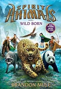 Wild Born Spirit Animals. Book 1  psychic monster 1: nature