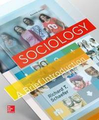 image of SOCIOLOGY: LOOSELEAF A BRIEF INTRODUCTION WITH CONNECT PLUS W/LEARNSMART ACCESS CARD AND SMARTBOOK ACHIEVE