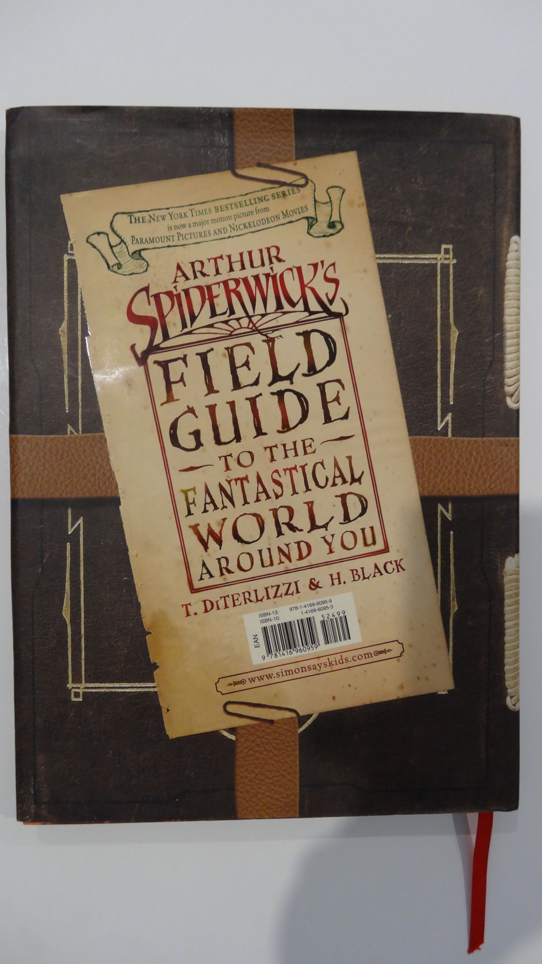 spiderwick the field guide pdf