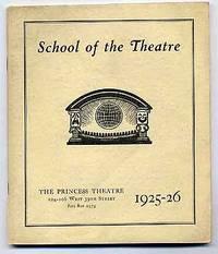 School of the Theatre: The Princess Theatre, 1925-26