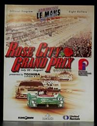 American Le Mans Series: Rose City Grand Prix July 30-August 1, 1999: Official Program