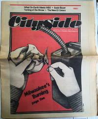Cityside: Milwaukee's Free Biweekly Newsmagazine. Volume 3 Number 8. April 16, 1979