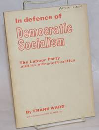 In defence of democratic socialism
