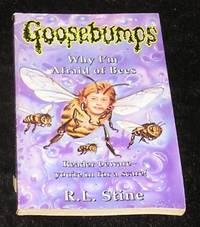 Goosebumps: Why I'm Afraid of Bees by R L Stine - Paperback - 7th Impession - 1995 - from Yare Books (SKU: 020222)