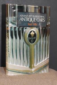 image of Adventures in Restoring Antique Cars