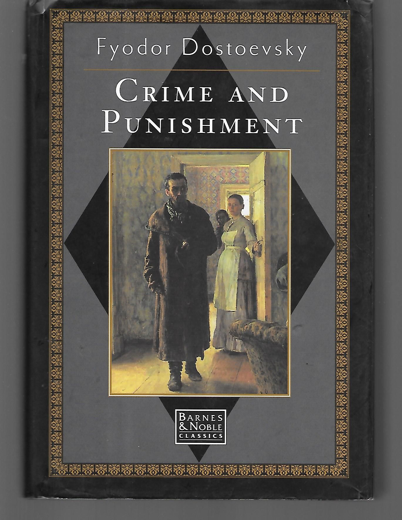 essays on crime and punishment book Essay on crime and punishment 594 although the book may appear to crime and punishment essay crime and punishment criminology rawphina maynor mr.