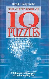 image of Giant Book of IQ Puzzles