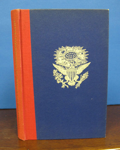 Charlottesville: University Press of Virginia, 1965. 1st edition. Red cloth spine with blue paper-wr...