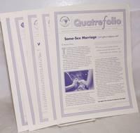 image of Quatrefolio: [five issue broken run]