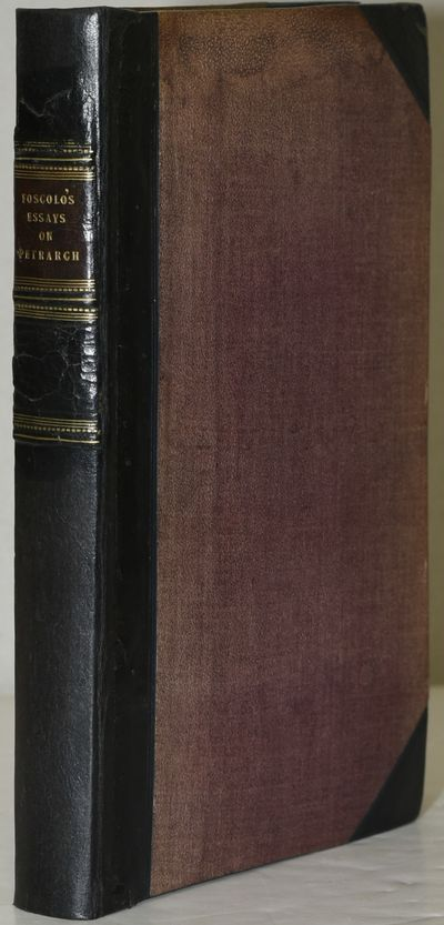 London: John Murray, 1823. Half Leather. Very Good binding. One-half leather and cloth. Spine discre...