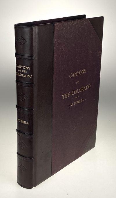 Meadville, PA: Flood & Vincent, The Chautauqua-Century Press, 1895. First edition. First edition. La...