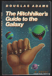 image of The Hitchhiker's Guide to the Galaxy.