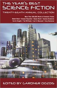 image of The Year's Best Science Fiction: Twenty-Eighth Annual Collection