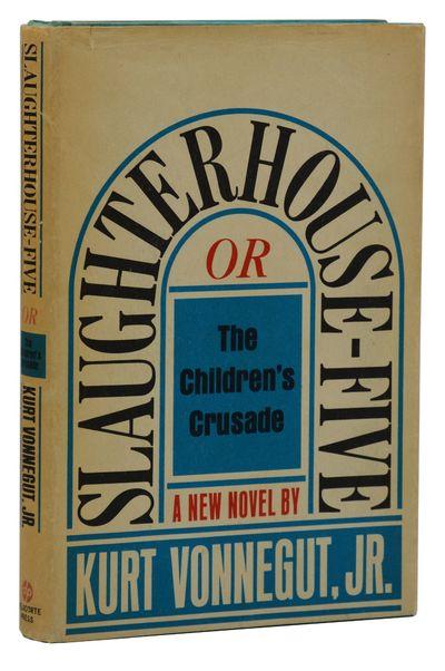 New York: Delacorte Press, 1969. First Edition. Very Good/Very Good. First edition, stated first pri...