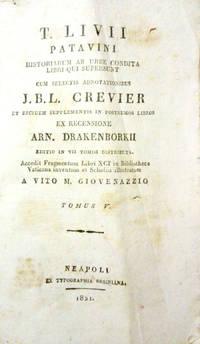 T.Livii Patavini Historiarum ab urbe condita