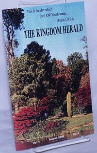 image of The Kingdom Herald, vol. 1, no. 5, August 2008