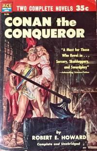 CONAN the CONQUEROR & The SWORD of RHIANNON (ACE Double D-36)