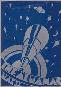 image of THE ALMANAC THE ASTRONOMY EDITION PUBLISHED BY THE MAY '33 GRADUATING  CLASS OF FRANKLIN HIGH SCHOOL IN PORTLAND, OREGON