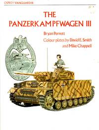 Vanguard No.16: The Panzerkamfpwagen III
