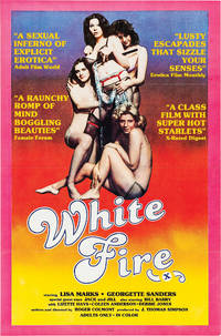 White Fire (Original one sheet poster for the 1981 film)