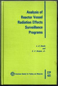 Analysis of Reactor Vessel Radiation Effects Surveillance programs. ASTM Special Technical Publication 481