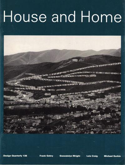 Minnaepolis: Walker Art Center, 1987. Paperback. Very good. 40pp. Very good in publisher's stapled w...