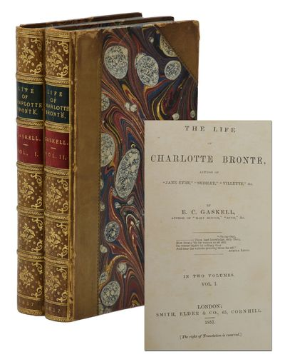 London: Smith, Elder & Co, 1857. First Edition. Very Good. First edition. Two volumes, bound without...