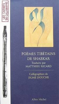image of Poèmes tibétains de Shabkar