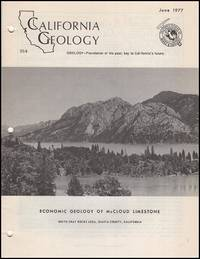 California Geology: Economic Geology of McCloud Limestone… (June 1977)