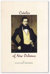 Créoles of New Orleans: Gens de Couleur (People of Color)
