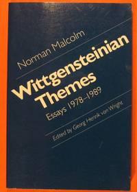 Wittgensteinian Themes: Essays 1978-1989