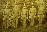 Photograph. Buglers No.1 Battery Launceston - Australian Field Artillery