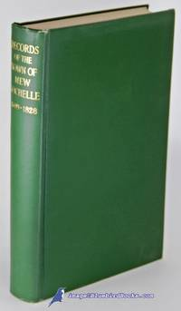image of Records of the Town of New Rochelle 1699-1828