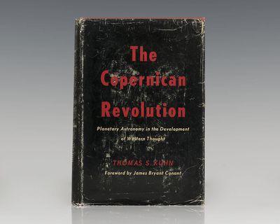 Cambridge, MA: Harvard University Press, 1957. First edition of Kuhn's classic treatise. Octavo, ori...