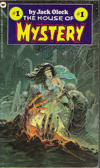 image of THE HOUSE OF MYSTERY #1