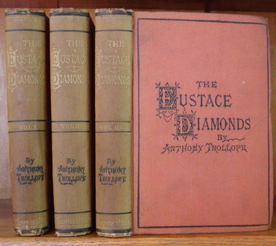 a summary of the novel eustace diamonds Lizzie turns for assistance to her cousin, frank greystock frank is a conservative member of parliament and a political opponent of fawn as a matter of honor, frank takes up the cause of his widowed cousin, accepting her story that sir florian gave her the diamonds as an outright gift, to do with as she pleased.