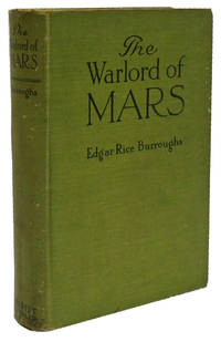 image of The Warlord of Mars