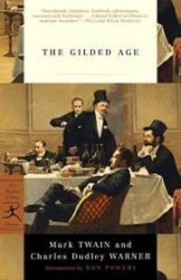image of The Gilded Age (Modern Library Classics)